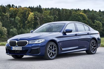 2021 BMW 540i ( G30 ) xDrive 10