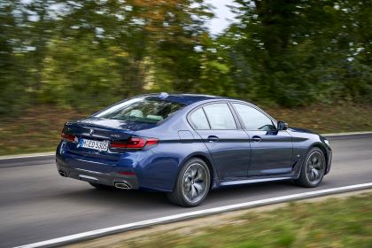 2021 BMW 540i ( G30 ) xDrive 31