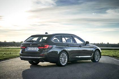2021 BMW 530d ( G31 ) xDrive Touring 4