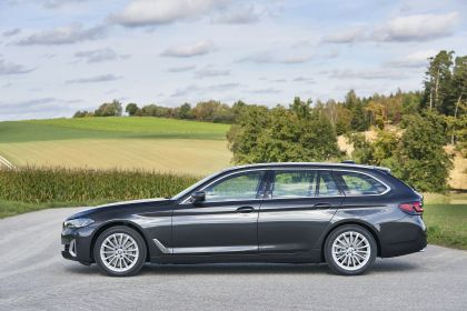 2021 BMW 530d ( G31 ) xDrive Touring 8
