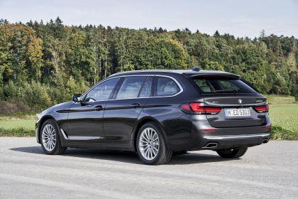 2021 BMW 530d ( G31 ) xDrive Touring 14