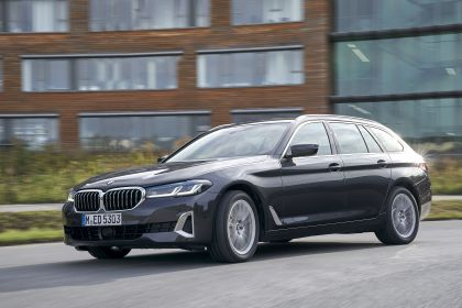 2021 BMW 530d ( G31 ) xDrive Touring 24