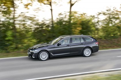 2021 BMW 530d ( G31 ) xDrive Touring 30