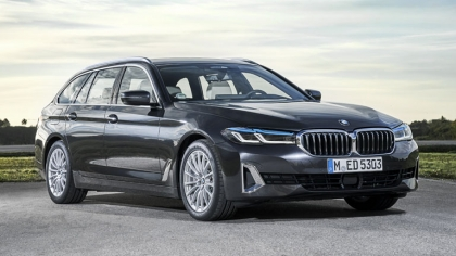 2021 BMW 530d ( G31 ) xDrive Touring 6