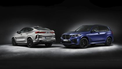 2021 BMW X6 ( F96 ) M Competition First Edition 3
