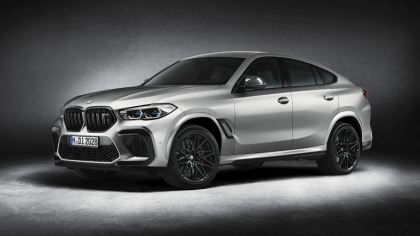 2021 BMW X6 ( F96 ) M Competition First Edition 6