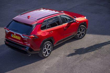 2021 Suzuki Across Hybrid - UK version 9