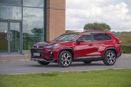 2021 Suzuki Across Hybrid - UK version 10