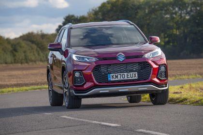 2021 Suzuki Across Hybrid - UK version 16