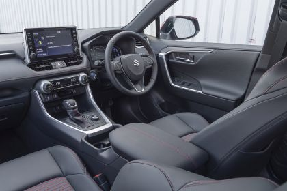 2021 Suzuki Across Hybrid - UK version 35