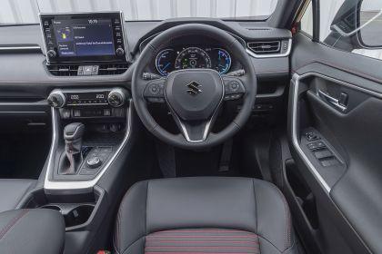 2021 Suzuki Across Hybrid - UK version 36