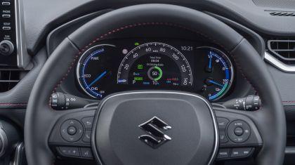 2021 Suzuki Across Hybrid - UK version 38