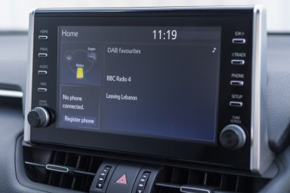 2021 Suzuki Across Hybrid - UK version 40