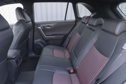 2021 Suzuki Across Hybrid - UK version 44