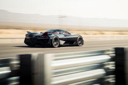 2020 Shelby SuperCars Tuatara - world speed record 2