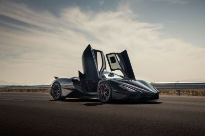 2020 Shelby SuperCars Tuatara - world speed record 9
