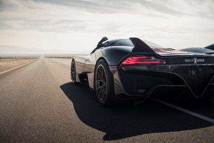 2020 Shelby SuperCars Tuatara - world speed record 12