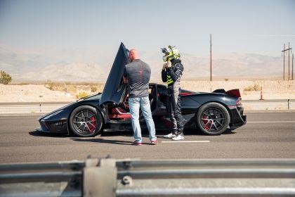 2020 Shelby SuperCars Tuatara - world speed record 13
