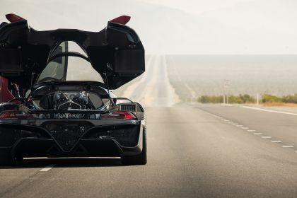 2020 Shelby SuperCars Tuatara - world speed record 14
