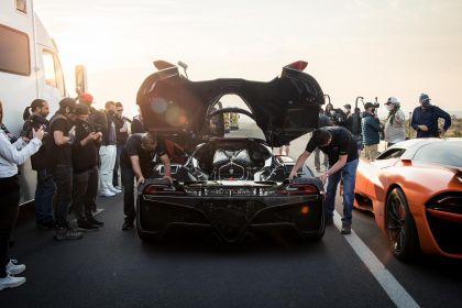 2020 Shelby SuperCars Tuatara - world speed record 15