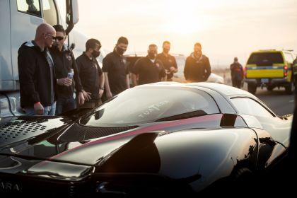 2020 Shelby SuperCars Tuatara - world speed record 24