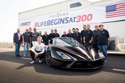 2020 Shelby SuperCars Tuatara - world speed record 29