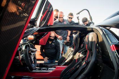 2020 Shelby SuperCars Tuatara - world speed record 32