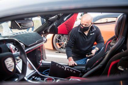 2020 Shelby SuperCars Tuatara - world speed record 34