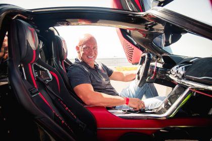 2020 Shelby SuperCars Tuatara - world speed record 35