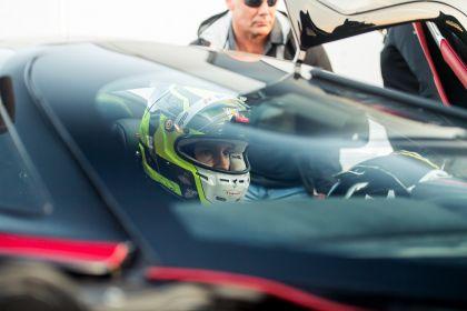 2020 Shelby SuperCars Tuatara - world speed record 38