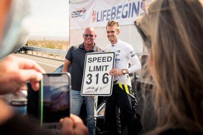 2020 Shelby SuperCars Tuatara - world speed record 44