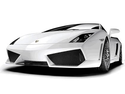 2008 Lamborghini Gallardo LP560-4 1