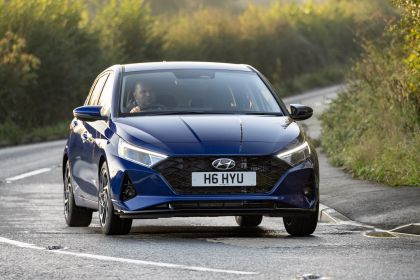 2021 Hyundai i20 - UK version 2