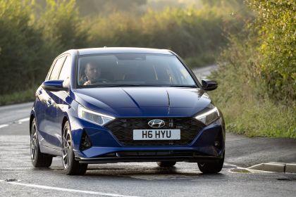 2021 Hyundai i20 - UK version 3