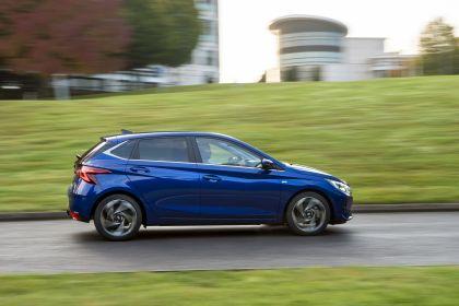 2021 Hyundai i20 - UK version 8