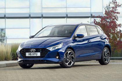 2021 Hyundai i20 - UK version 11