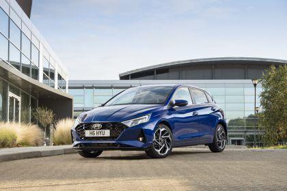 2021 Hyundai i20 - UK version 12
