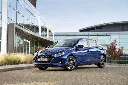 2021 Hyundai i20 - UK version 13