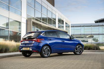 2021 Hyundai i20 - UK version 15