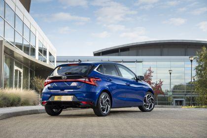 2021 Hyundai i20 - UK version 16