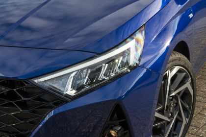 2021 Hyundai i20 - UK version 17