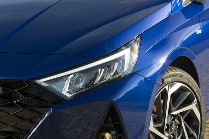 2021 Hyundai i20 - UK version 18
