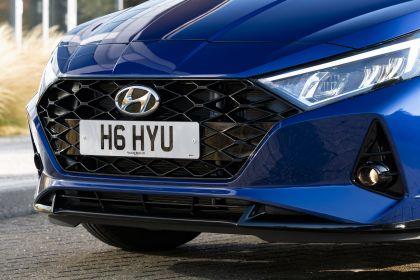 2021 Hyundai i20 - UK version 19