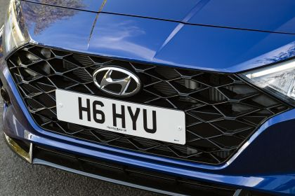 2021 Hyundai i20 - UK version 20