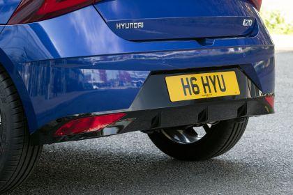 2021 Hyundai i20 - UK version 21