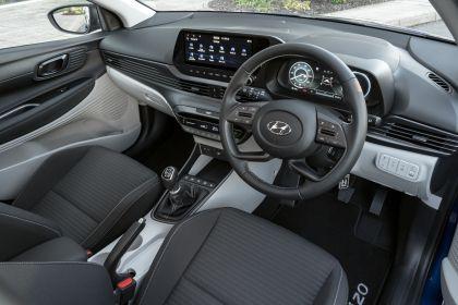 2021 Hyundai i20 - UK version 33