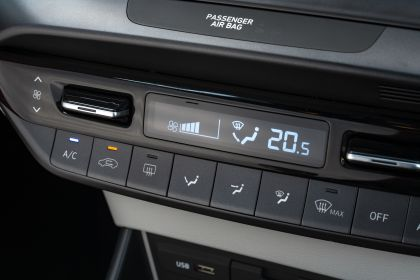 2021 Hyundai i20 - UK version 39