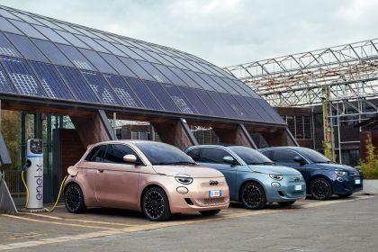 2021 Fiat 500 3+1 8