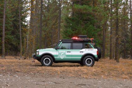 2020 Ford Bronco + Filson Wildland Fire Rig Concept 4
