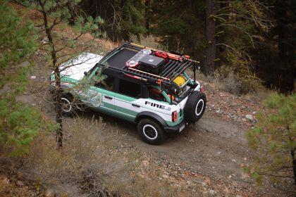 2020 Ford Bronco + Filson Wildland Fire Rig Concept 5